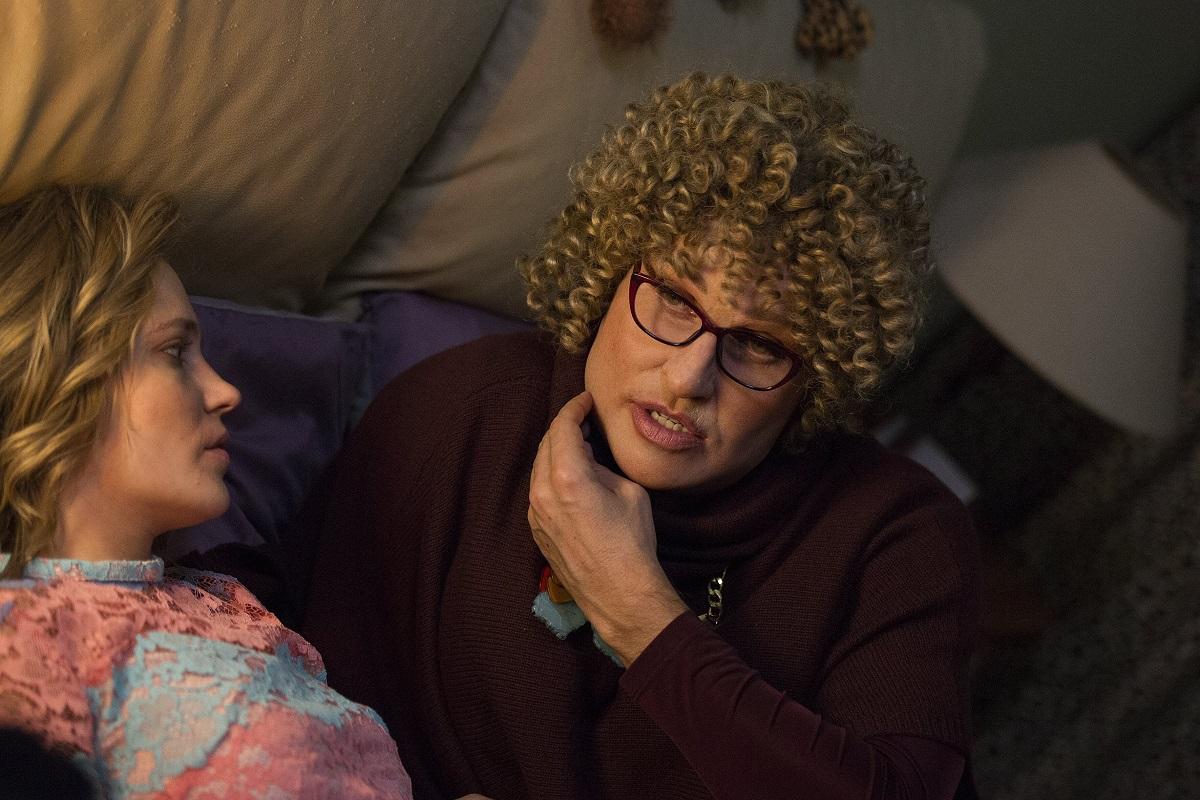 Бабушка лёгкого поведения 2018 смотреть фильм полностью